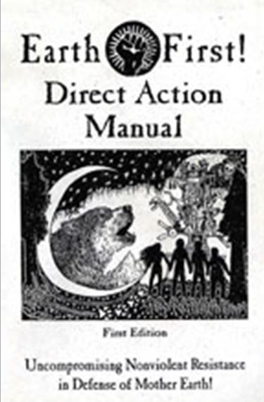 Earth First Direct Action Manual Enlarged