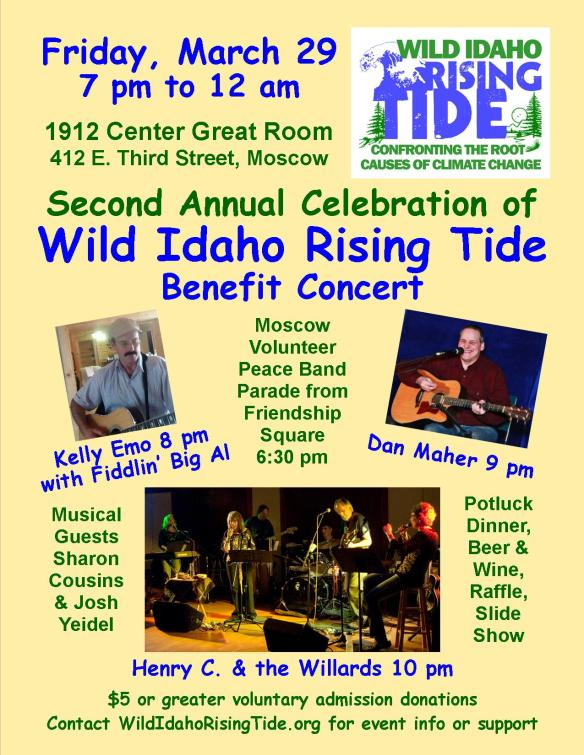 Second Annual Celebration of WIRT Flyer 1
