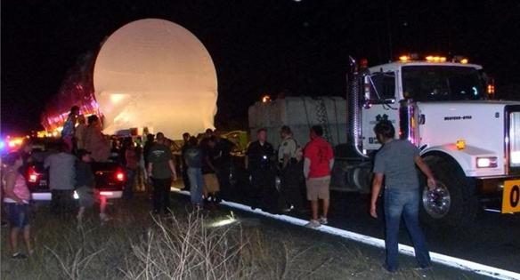Second Nez Perce Megaload Protest [BH2]