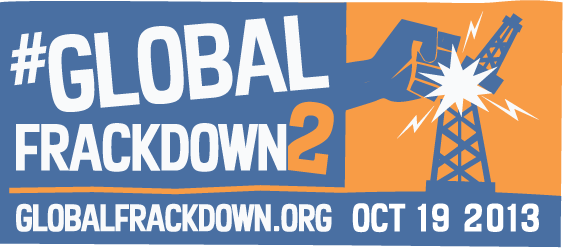 FWW Horizontal Global Frackdown 2013 Logo