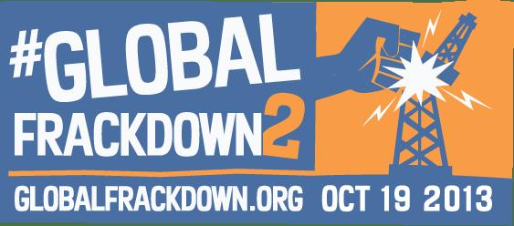 FWW Horizontal Global Frackdown 2013 Logo