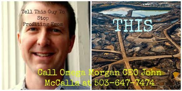 Call Omega Morgan CEO
