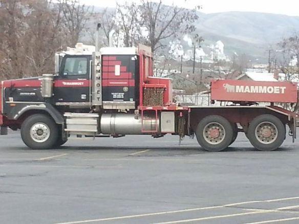 Mammoet Truck 2-1-14