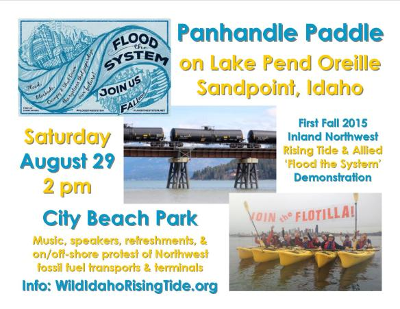 Panhandle Paddle Flyer